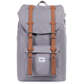 Herschel Little America Mid-Volume Rugzak 17L, grey/tan